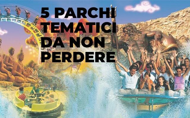 5 parchi tematici in romagna
