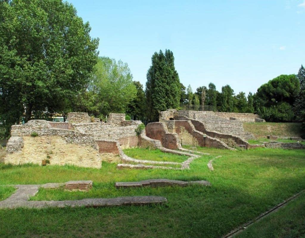 10 Cose da Vedere a Rimini -Anfiteatro Romani di Rimini