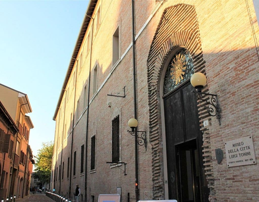 10 Cose da Vedere a Rimini -Museo della città di Rimini
