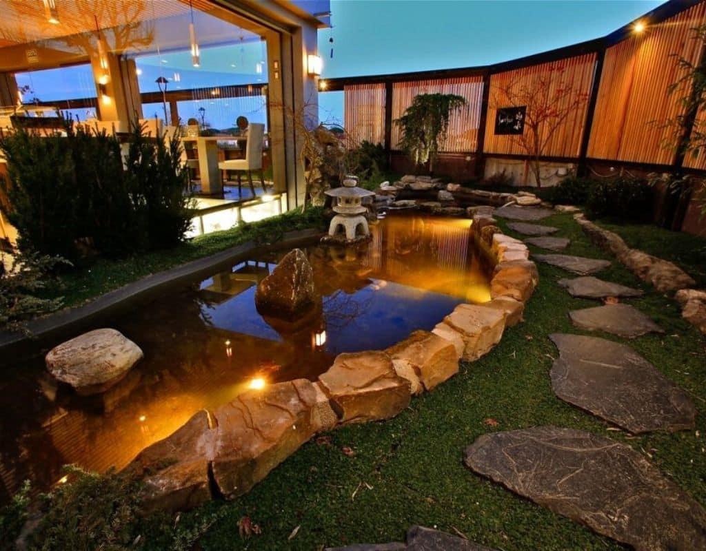 SAN SUI - Japanese Garden Restaurant di Rimini