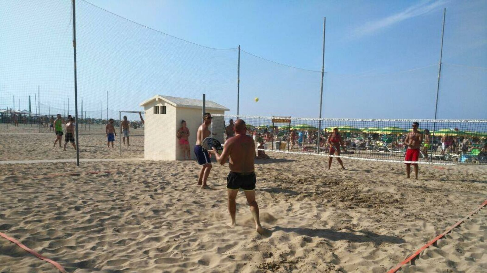 Campi da Beach Volley/Tennis