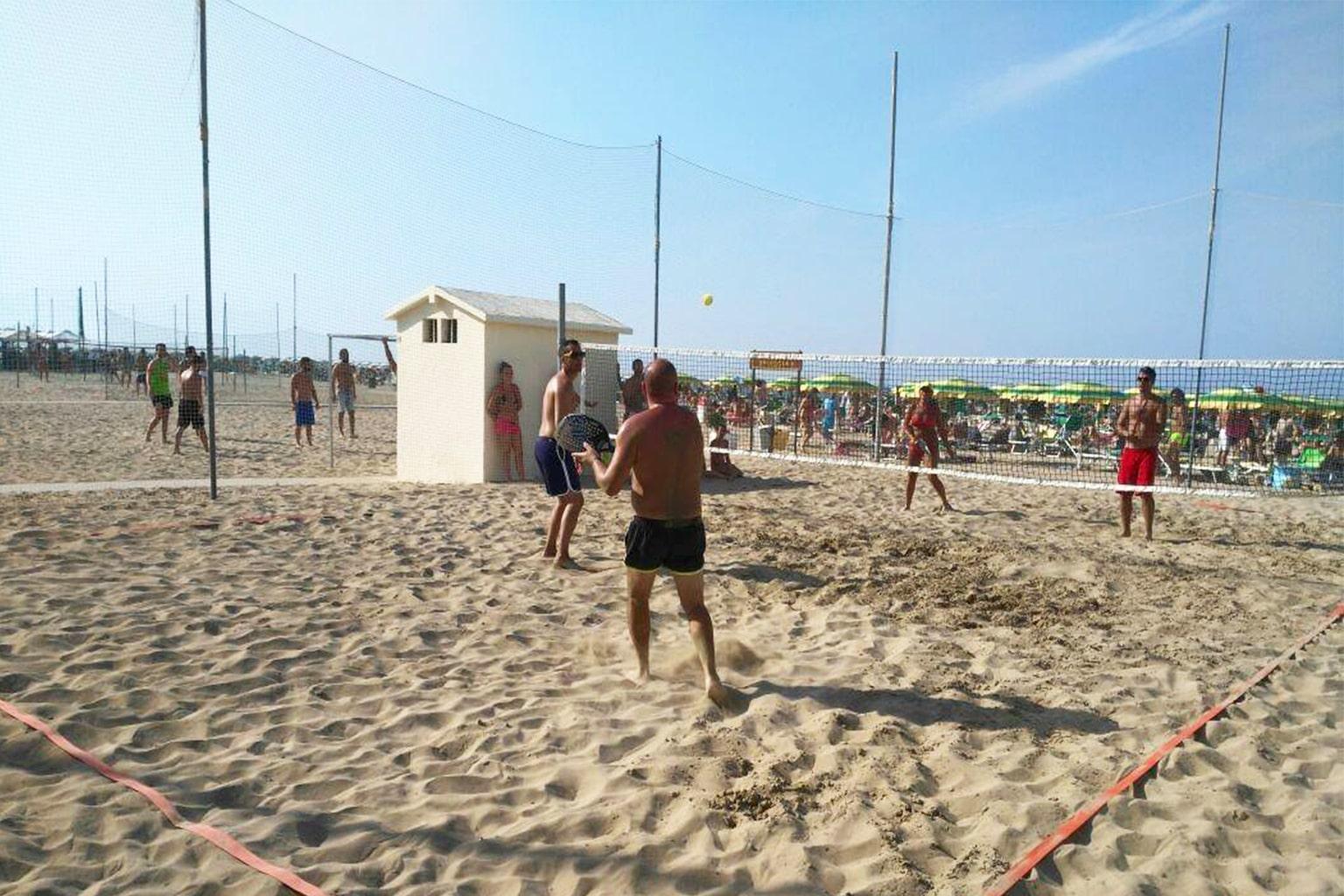 Servizi Bagno Riviera 1 Rivabella - sport
