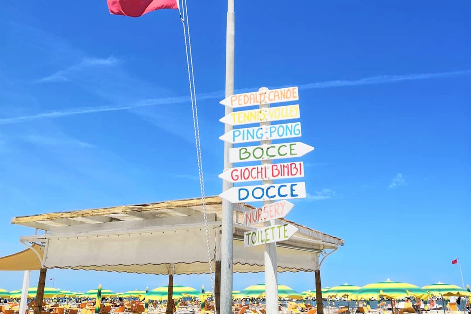 Servizi Bagno Riviera 1 Rivabella