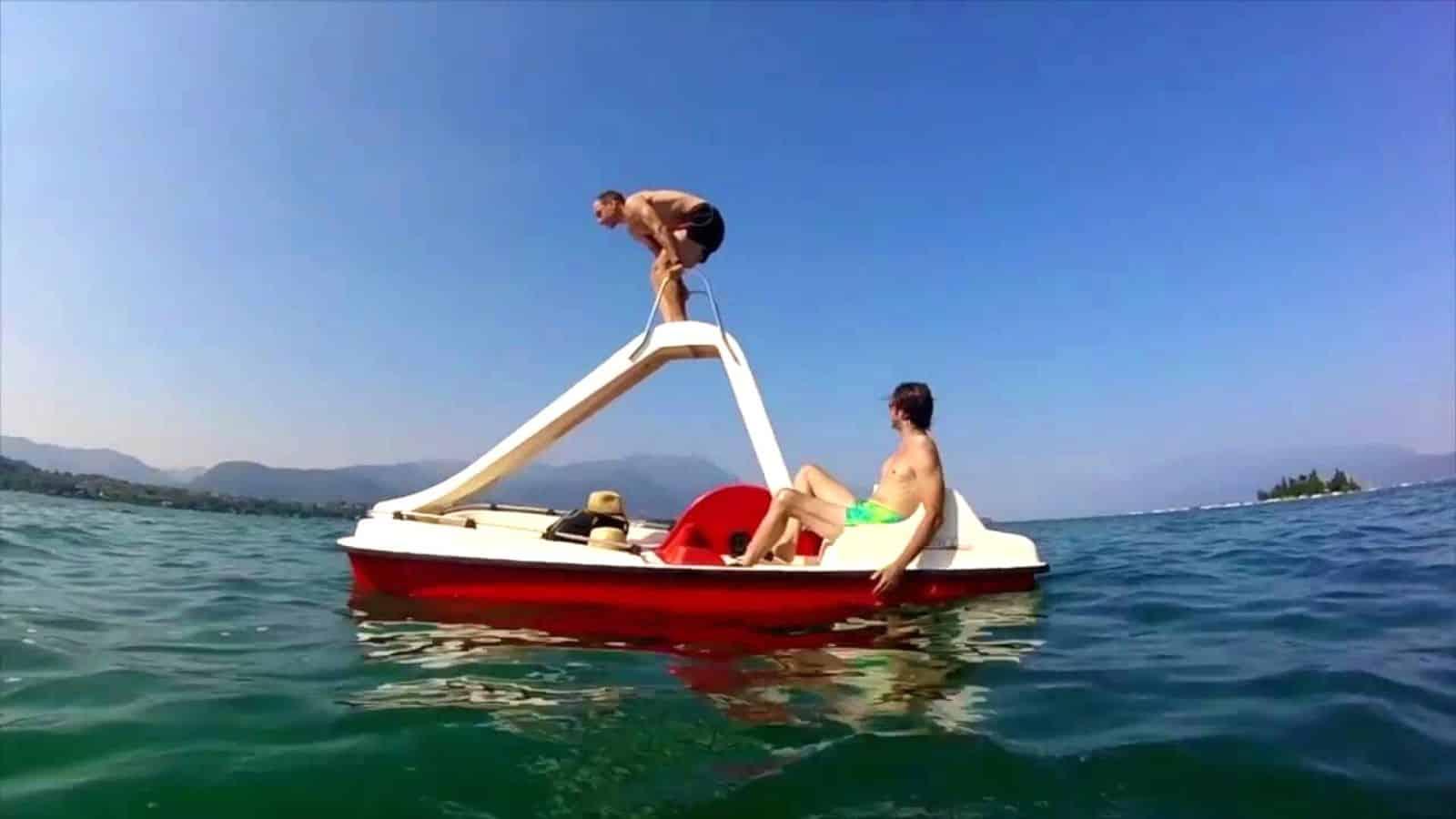 Pedalò e Canoa