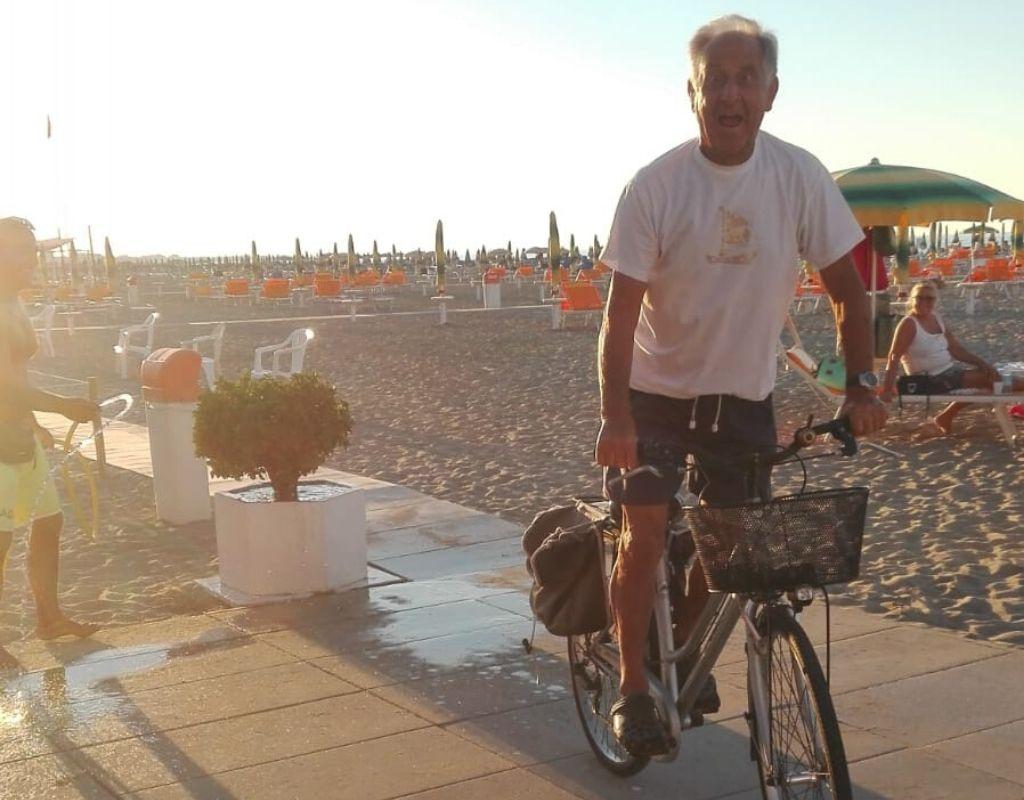 Bagno Riviera 1 Rimini a Rivabella (7) - Spiaggia