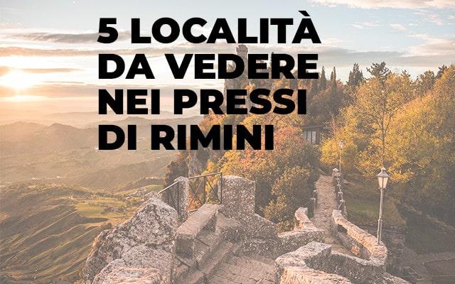 bagno riviera 1 di rimini - 5 località da vedere intorno a Rimini